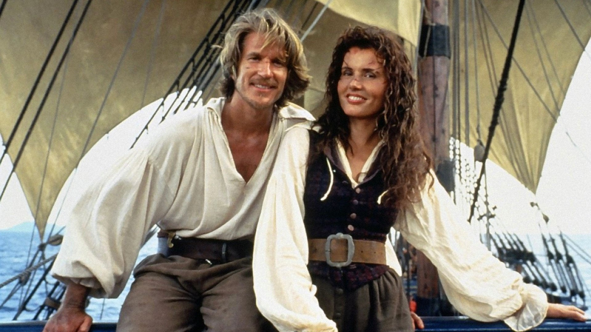 The Cutthroat Island