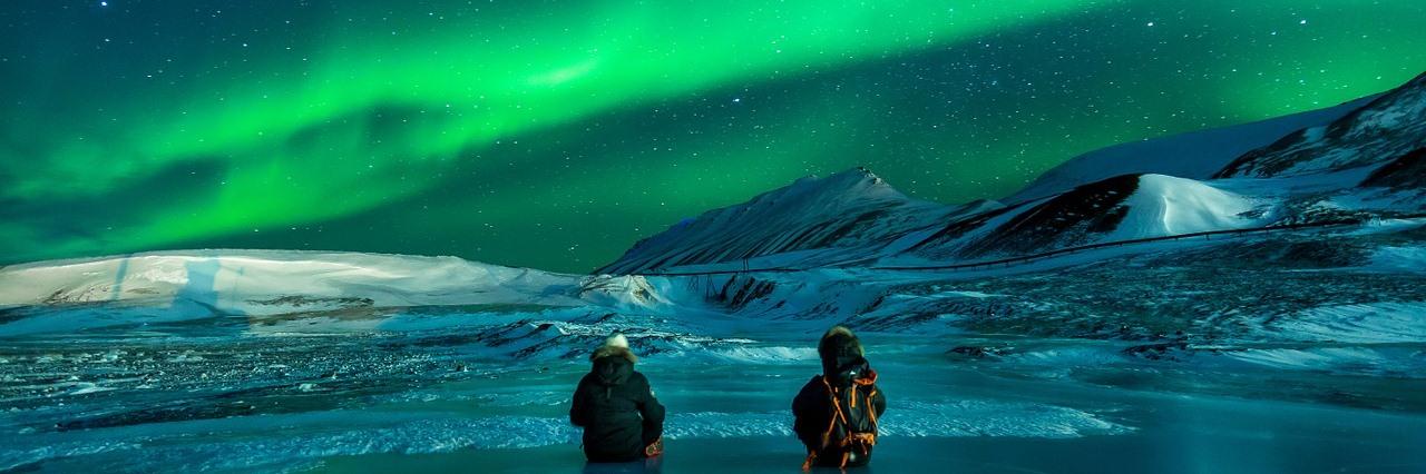 28 ABRIL - Aurora Boreal