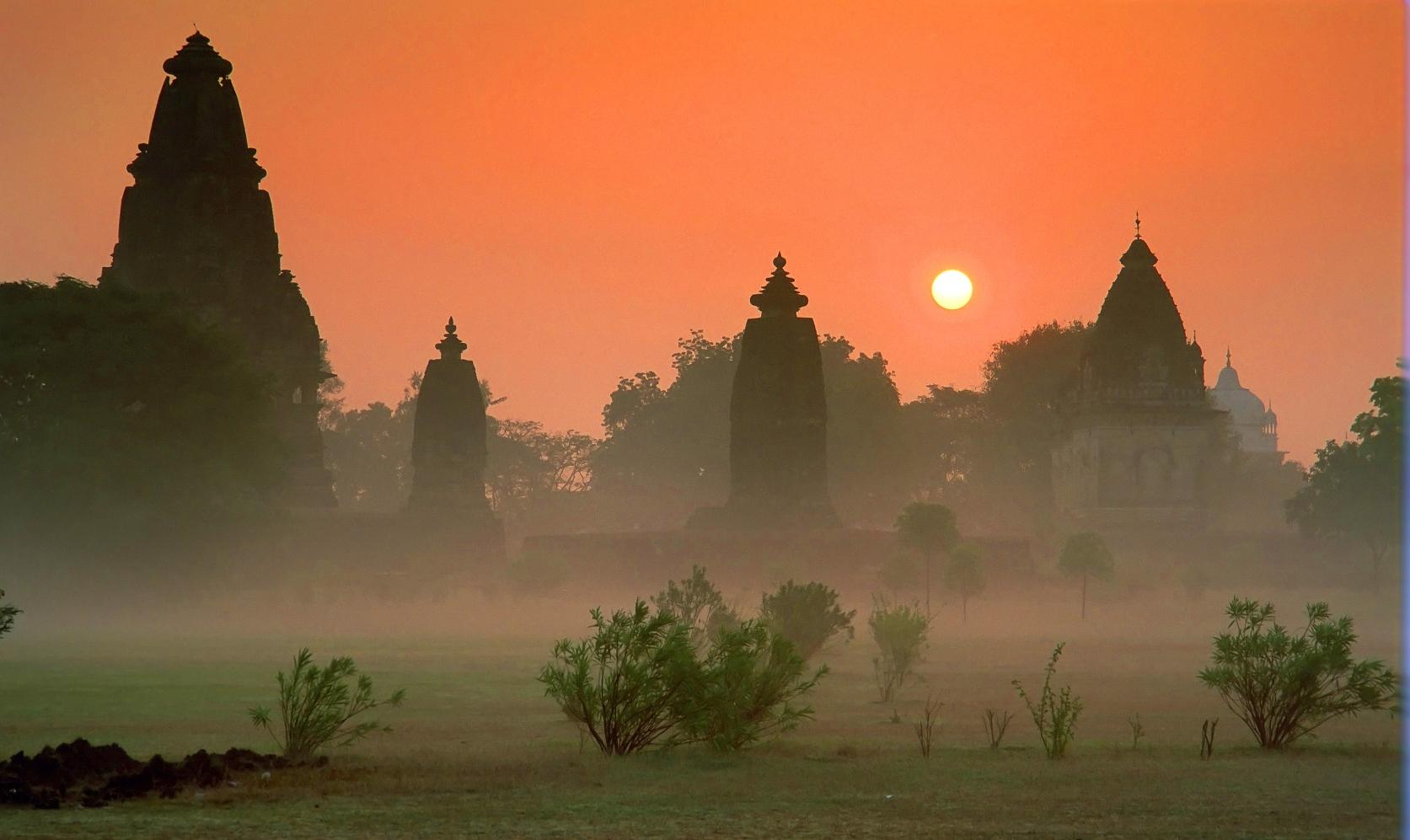 India Khajuraho Templos © F. Po Egea_BLOG